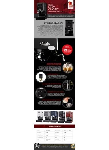Gaggia  Gaggia RI948014 NEW CLASSIC PRO 2019  Espresso Makinesi Renkli